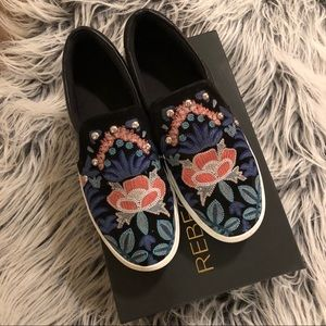 Rebecca Minkoff Noelle Embroidered Shoes